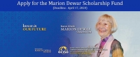 Marion Dewar Scholarship for Ottawa Immigrant and Refugee Youth