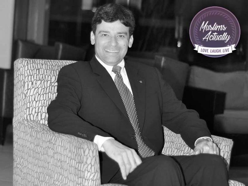 Interview with Muslim American entrepreneur Kashif Zubair