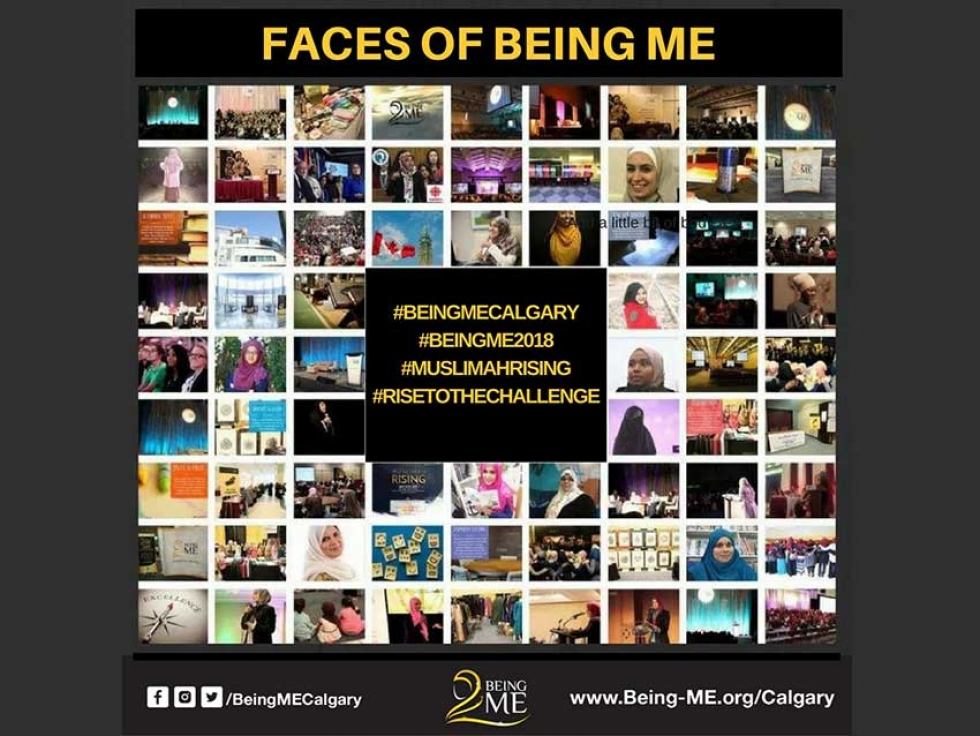 Being ME (Muslimah Empowered) Conference will be taking place on Saturday, May 5th at the Telus Convention Centre.