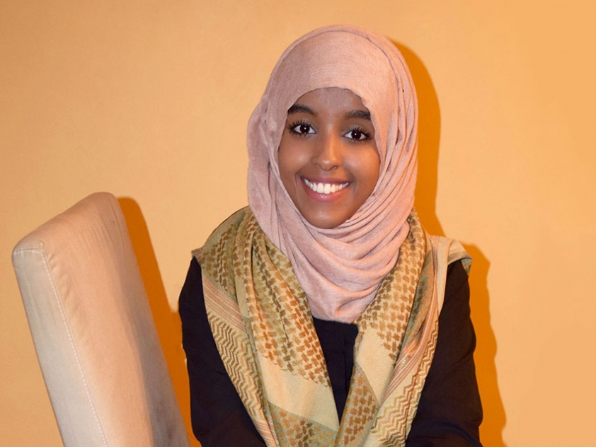 University of Ottawa student Zein Ahmed is fundraising for Yemeni refugees in Djibouti.