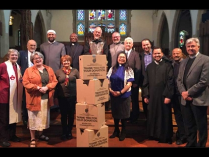 Faith Leaders Come Together for Interfaith Food Drive for the Ottawa Food Bank this Mother's Day Weekend