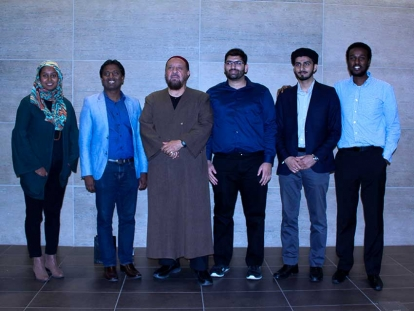 Muslim Students Association Organizes Ground-breaking Panel Exploring Underrepresented Voices During Islamic Heritage Month