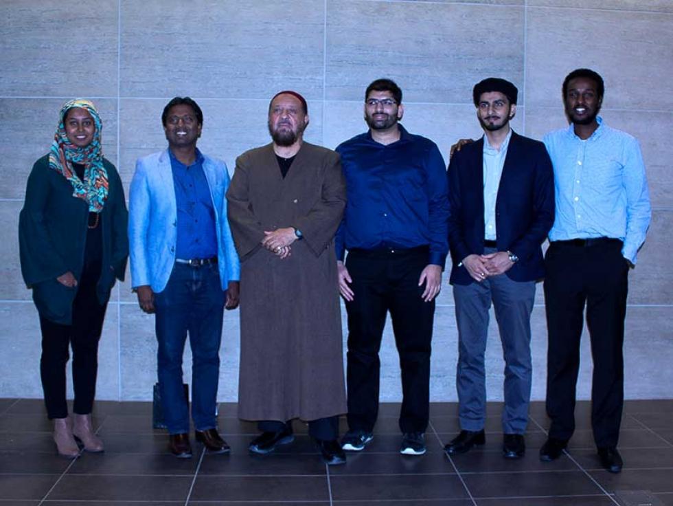 Muslim Students Association Organizes Ground-breaking Panel Exploring Underrepresented Voices During Islamic Heritage Month