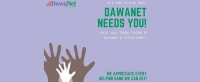 Become a Volunteer with DawaNet