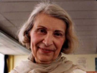 The late Lila Fahlman, founder of the Canadian Council of Muslim Women (CCMW)