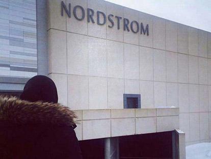 Racism in Nordstrom's Women's Lounge?