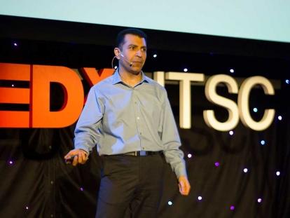 Shafique Virani on Challenging Islamophobia at TEDxUTSC 2016