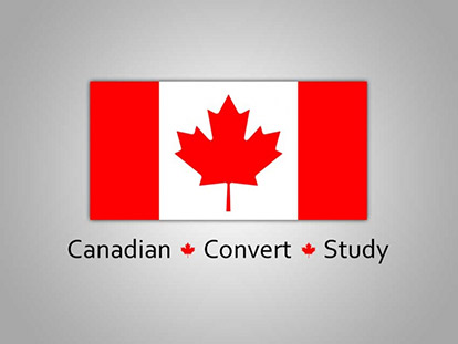 Learn about the University of Melbourne's Canadian Convert Study