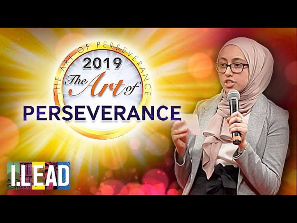Yumna Nummer participated in iLEADx and presented her speech on Social Justice in Islam at the annual I.LEAD Conference in 2019.