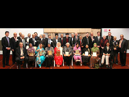 Festive ceremony honours Ottawa Muslims
