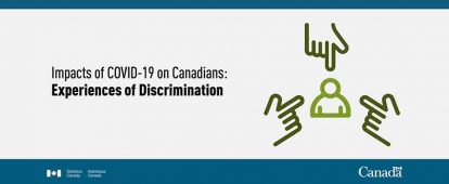 Fill Out Survey about Impacts of COVID-19 on Canadians - Experiences of Discrimination