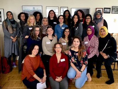 Toronto Muslim and Jewish Women Find Power and Joy in Building a Sisterhood