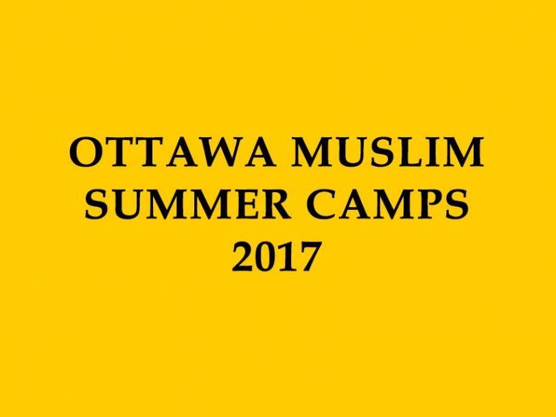 Muslim Summer Camps in Ottawa