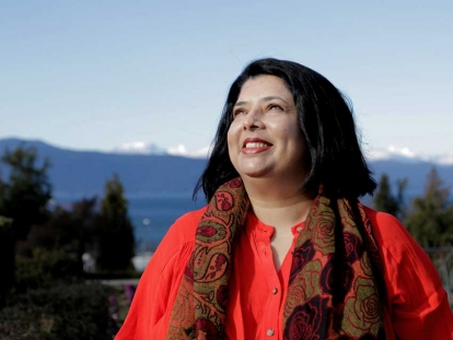 Rumana Monzur on Reducing Violence Against Women at TEDxStanleyPark 2015
