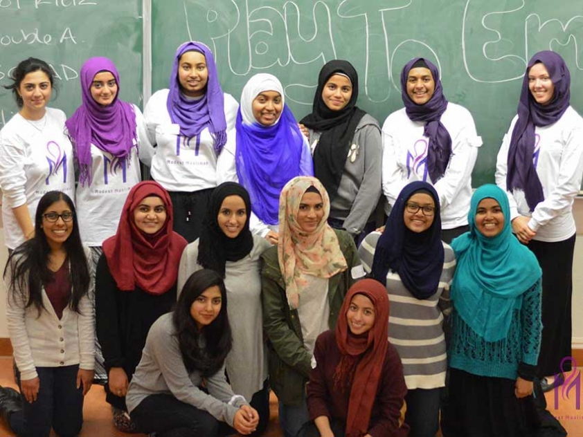 Modest Muslimah is crowdfunding to make their programs accessible to all young Muslim women in Ottawa.