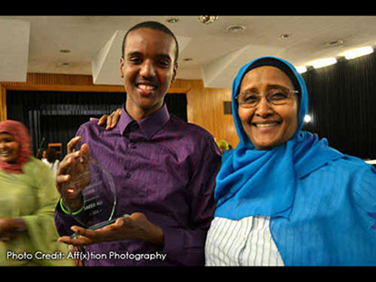 Somali youth raise funds to support local communities
