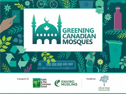 Greening Canadian Mosques Launches Phase 3: Climate Conversations