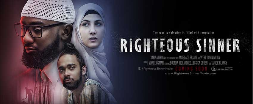 Support Boonaa Mohammed's New Muslim Film Project Righteous Sinner