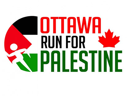 Ottawa's First Annual Run for Palestine