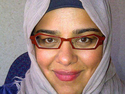 Shelina Merani: Activist, artist, comedian, mom - all rolled up into one