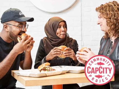 Halal Restaurant Launches Sudanese Inspired Burger To Support Ottawa Refugees