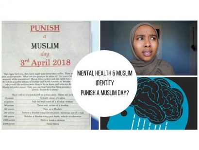 Poet Naeema Hassan offers some advice for Muslim women on sustaining our mental health when facing Islamophobia