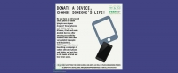 Donate Smart Phones and Tablets to People Living with Disabilities through Deen Support Services