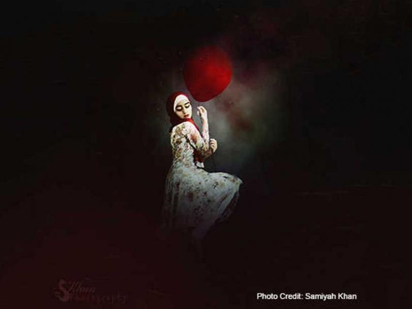 Samiyah Khan: Teen Photographer uses Photoshop to create art