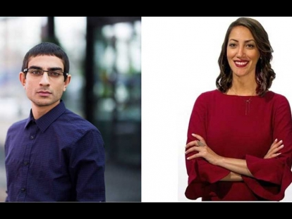 Check out Reporting in Traditional Media with Journalists Dalia Ashry and Omar Mosleh in Edmonton October 24