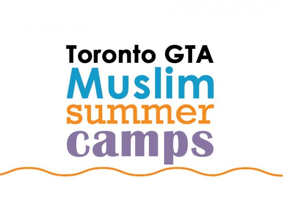 Toronto GTA Muslim Summer Camps