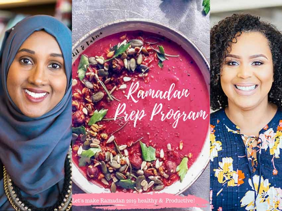 Idil Farah and Rahma Mohamed have partnered to create a Ramadan Guide for Busy Women.