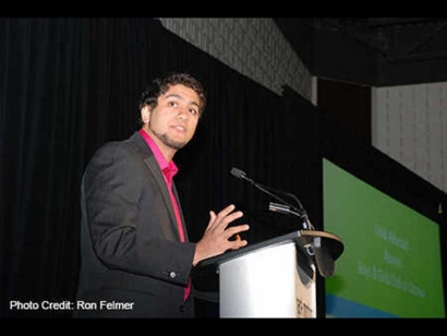 Ottawa's own Fahd Alhattab has been named one of Canada's Top 20 under 20