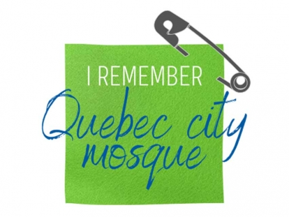 The National Council of Canadian Muslims (NCCM) Launches Green Square Campaign to Raise Awareness about the Quebec Mosque Attack and to Support its Victims and Their Families