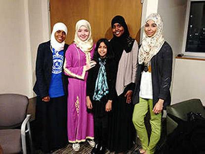 Performers: Naima Sidow, Reeham Hammouda, Nuha Yousuf, Faisa Omer, Farah Qadar