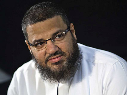 Egyptian American Imam Waleed Basyouni has been speaking out against extremism long before 9/11.