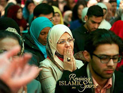 RIS 2013: A Call to Spiritual Activism