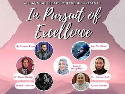 I.LEAD, Ottawa's biggest and most anticipated Muslim conference is back on Saturday, March 17.