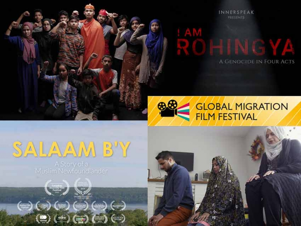 Two Muslim Canadian Documentaries Make the Official Selection of the UN's 2018 Global Migration Film Festival