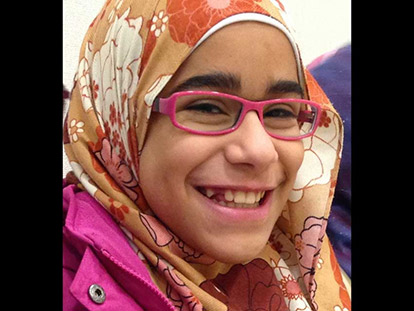 Maryam Felfel is a Grade 7 student at Al Furqan School in Ottawa.