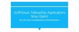 Apply for the The Mosaic Institute UofMosaic Fellowship
