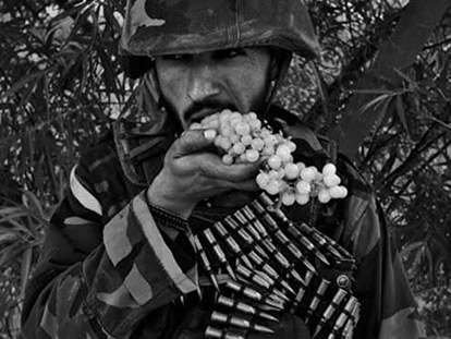 Stories and images from an Afghan war zone