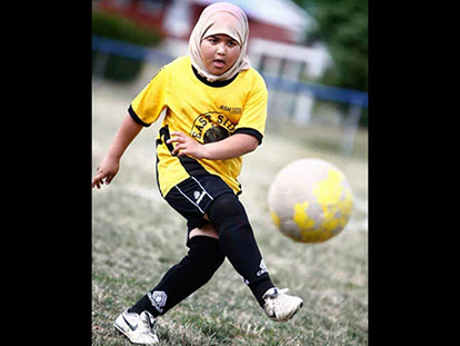 Playing fair: Sports, racism and the hijab