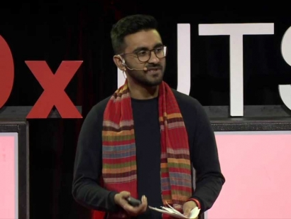 Tahmid Khan on Living Through a Terrorist Attack at TEDxUTSC 2019