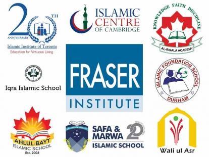 Islamic Schools Among the Top Ontario Elementary Schools: Fraser Institute