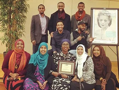 Justice for Abdirahman Coalition Wins Black History Ottawa Community Builder Award
