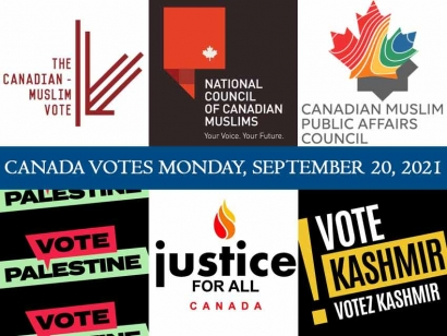 Resources for Muslim Canadians Voting in the 2021 Federal Election
