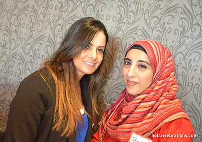 Connecting Muslim Women Entrepreneurs