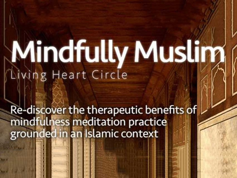 The six week Mindfully Muslim program infused Islamic spiritual elements into mental health workshops led by Muslim mental health professionals.