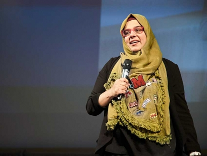 Shelina Merani will be performing stand up comedy at I.LEAD Conference in Ottawa on March 16th, 2019.