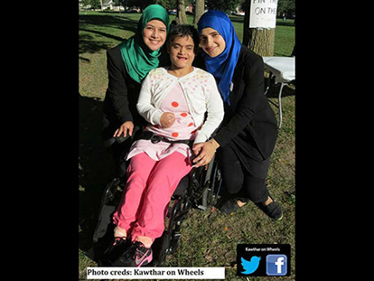 Local students launch organization to provide free wheelchairs